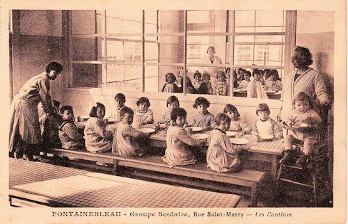 Image result for C'est un repas hebdomadaire d'enfants indigents